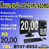 FORMATAÇÃO DE COMPUTADORES (MIKSAEL J.)