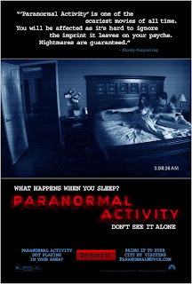 paranormal activity  = PaRanoRmaL Acttivity =
