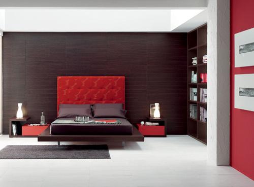 Decoracion de dormitorios matrimoniales diseno de interiores for Interiores de dormitorios matrimoniales