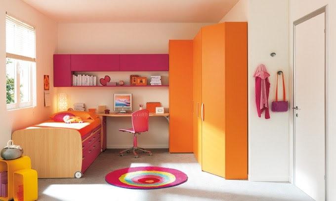 Decoracion de dormitorios infantiles decoracion de - Diseno habitaciones infantiles ...