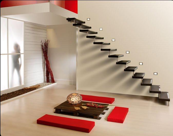 Escaleras para interiores diseno de interiores - Escaleras diseno interior ...