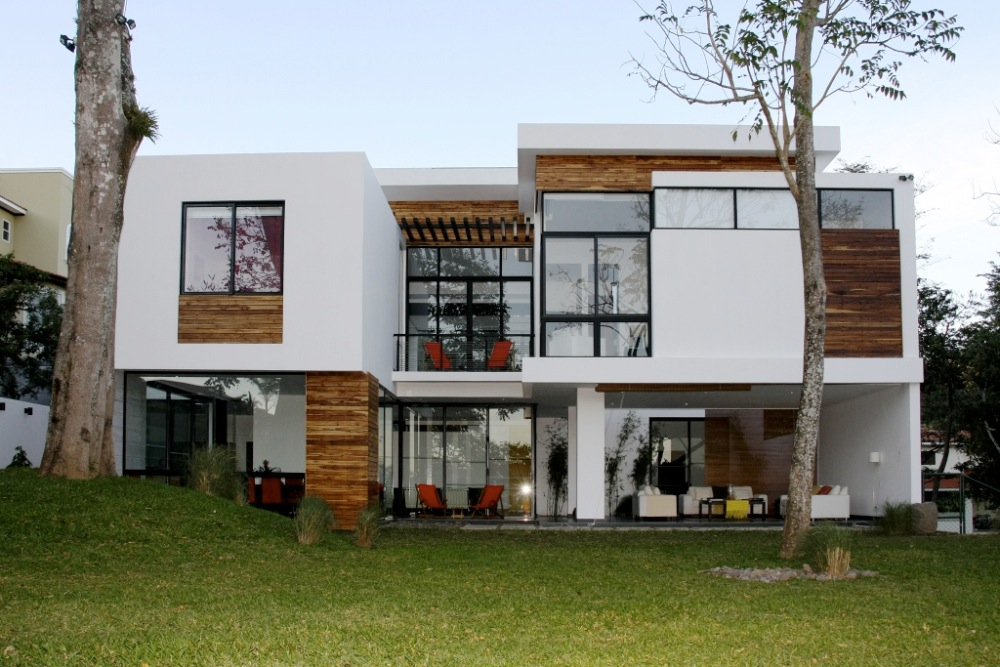 Dise o de casas home house design casas de dos pisos for Disenos de pisos para casas