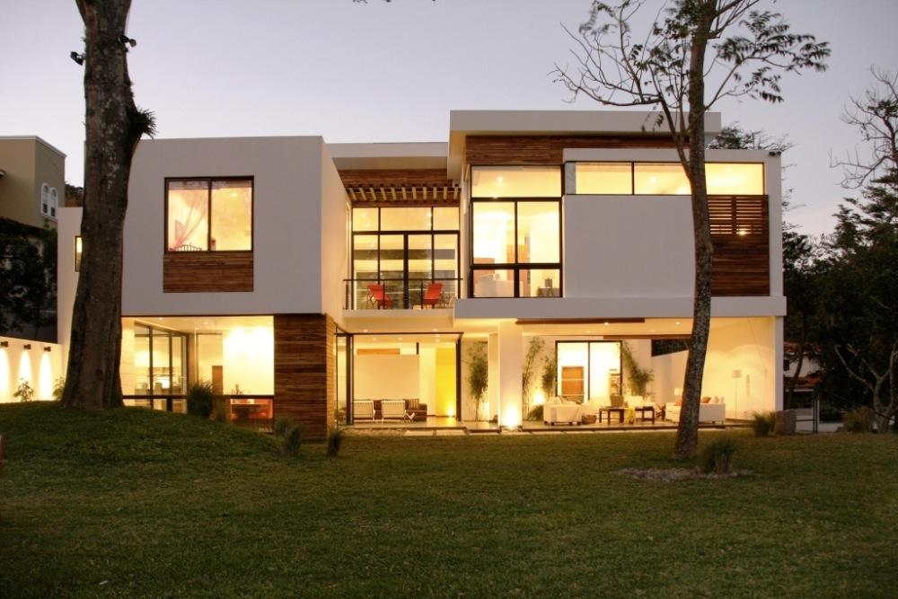 Diseno de casa por p p arquitectos dise o de casas home - Disenos de casas ...
