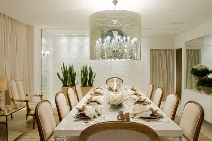 Comedor con espejos decoracion de comedores con espejos for Decoracion para espejos