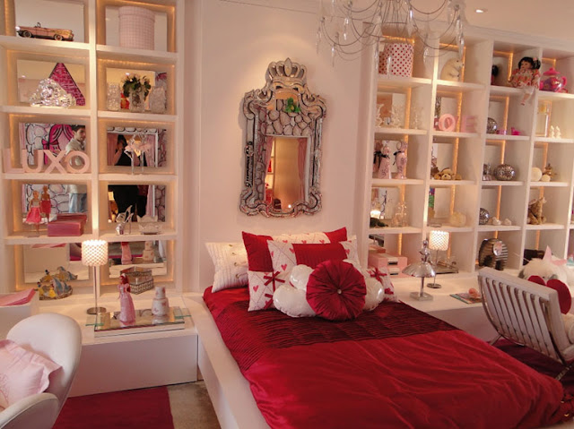 Decoracion de dormitorios infantiles dormitorios para - Decoracion interiores infantil ...