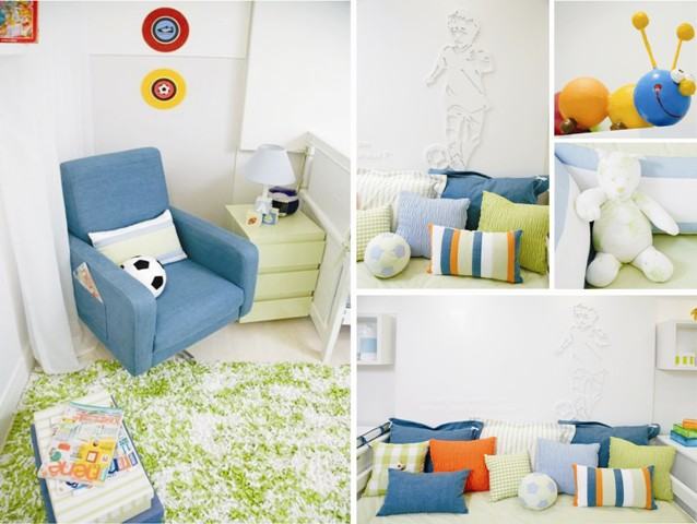 DECORACION DE DORMITORIO PARA BEBE VARON : DECORACION DEL HOGAR CON ...