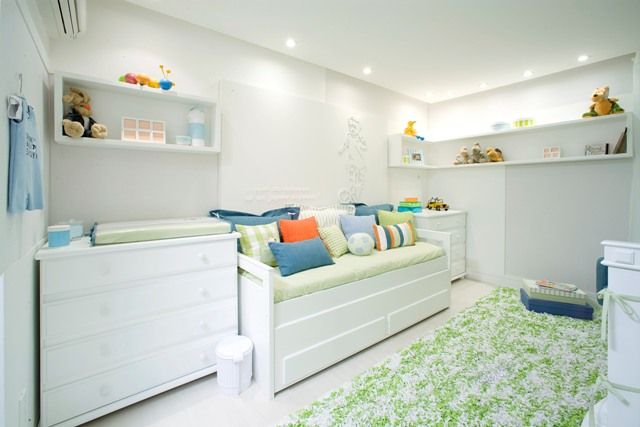 Dormitorios de beb varon imagui for Dormitorio bebe varon