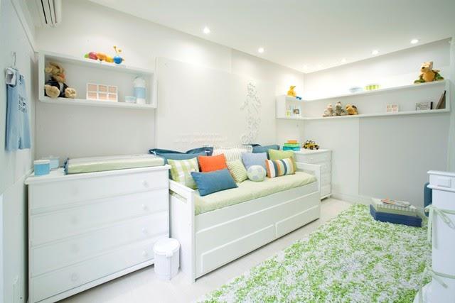 Interior sweet design decoracion de dormitorio para bebe varon - Dormitorio de bebe nino ...