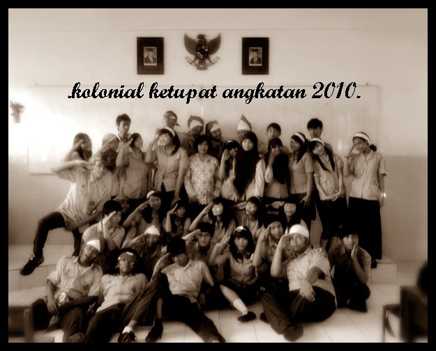 Memories of high school time with IPA 4