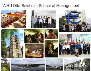 WHU otto Beisheim mba exchange programme nus