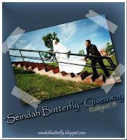 """Seindah Butterfly"" Giveaway Kategori A"