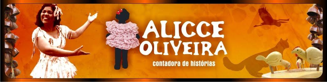 Alicce Oliveira Contadora de Histórias