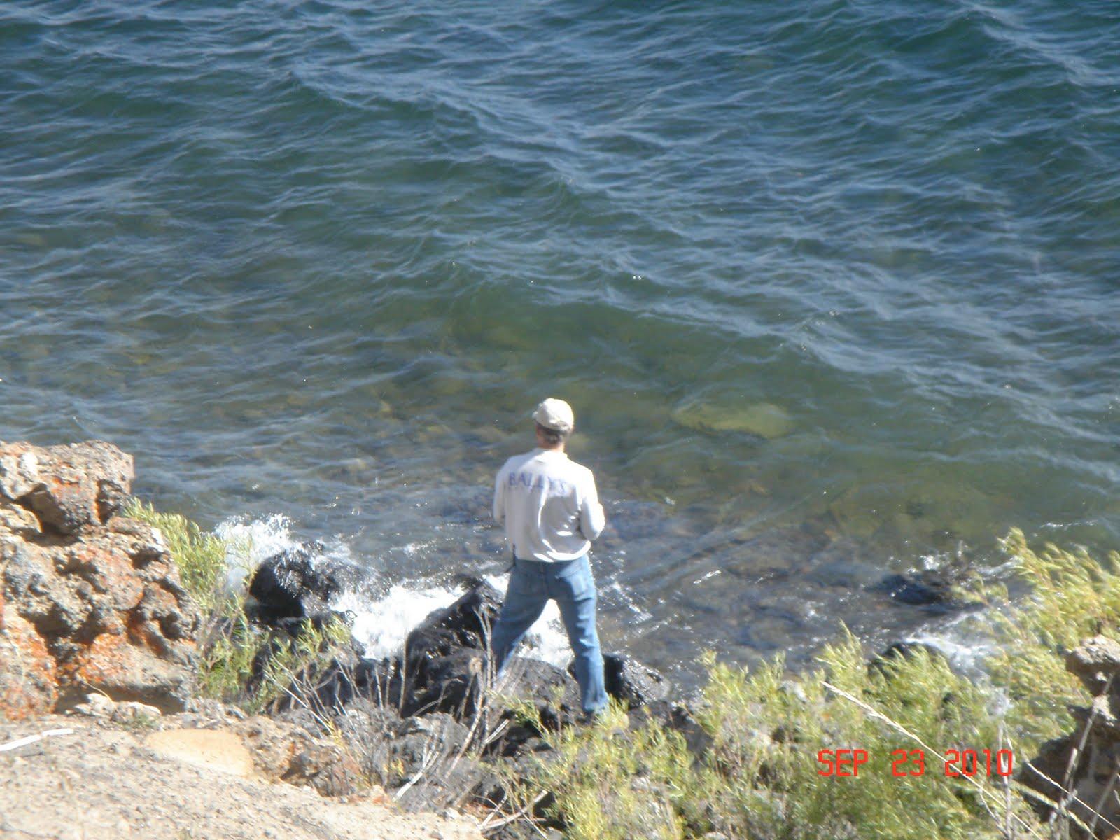 Life in the slow lane fishing in yellowstone for Fishing in yellowstone