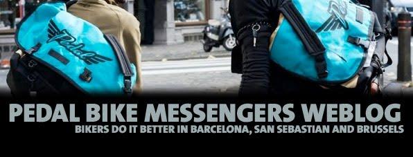 Pedal Bike Messengers