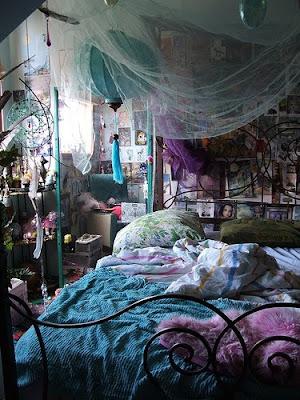 turquoise bohemian bedroom ideas Loveology: Dream