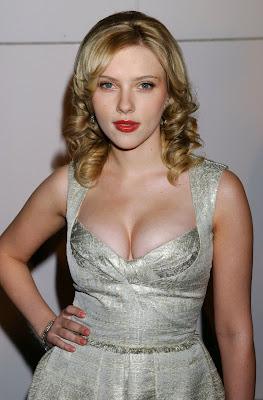 Amazing Scarlett Johansson