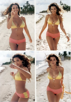 Beyonce Sports Illustrated Swimsuit 2007