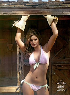 Yesica Toscanini Sports Illustrated Swimsuit