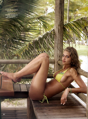 Ana Beatriz Barros Sports Illustrated Swimsuit