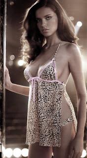 Adriana Lima Lingerie Pics