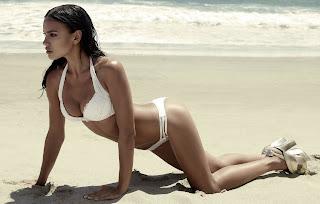 Irina Sheik Ultra Sexy Bikini Pics