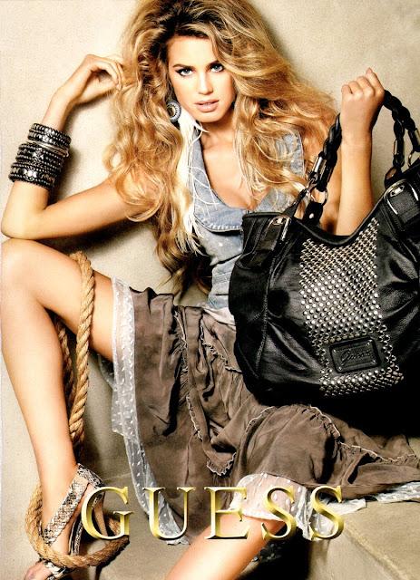 Vanessa Hessler is one cute supermodel