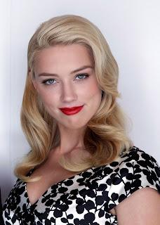 Amber Heard - Sexy Blonde
