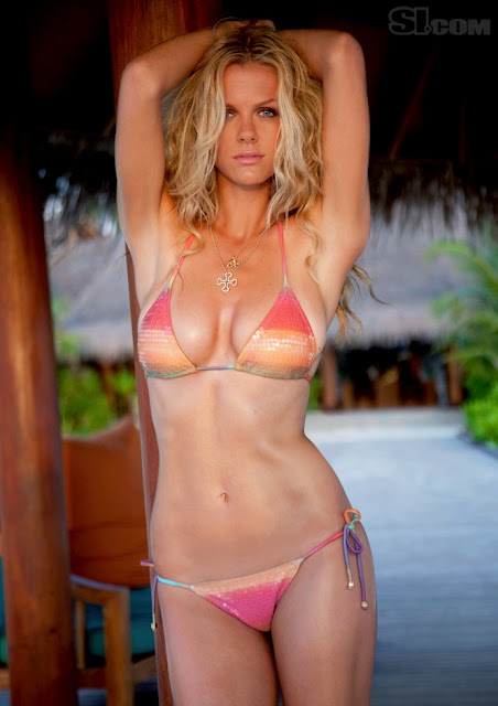 Whos your favourite Sports Illustrated Swimsuit Model?