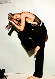 Tori Praver in Elle