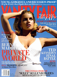 Jessica Simpson in Vanity Fair