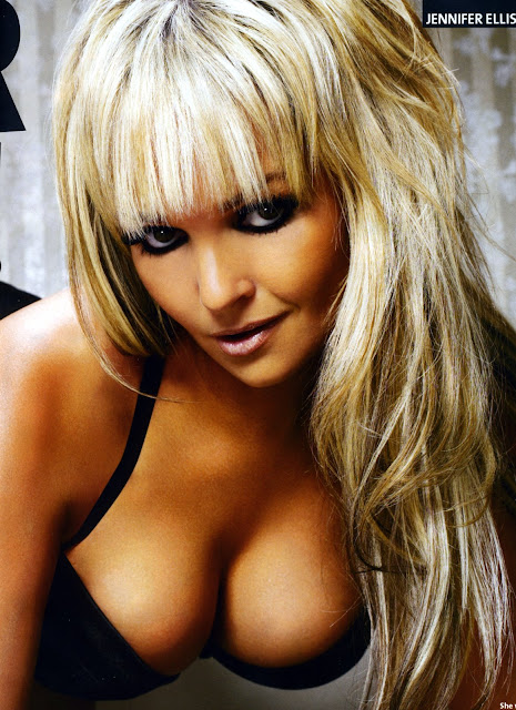 Jennifer Ellison - Insanely sexy pics from Nuts