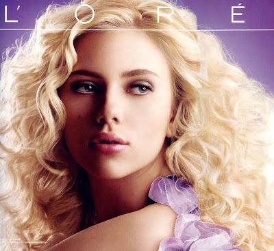 Scarlett Johansson Ads