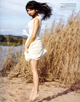 Camilla Belle InStyle Magazine Pics