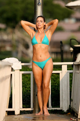 Denise Richards bikini photos from Maui