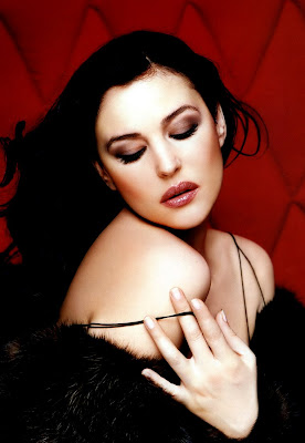 Italian Beauty Monica Bellucci