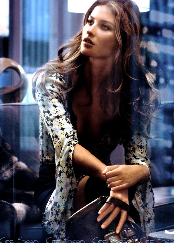 Gisele Bundchen for Joop