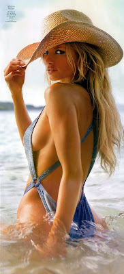 Marisa Miller was incredible in Sports Illustrated