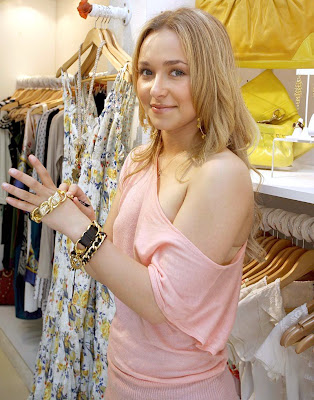 Super cute Hayden Panettiere