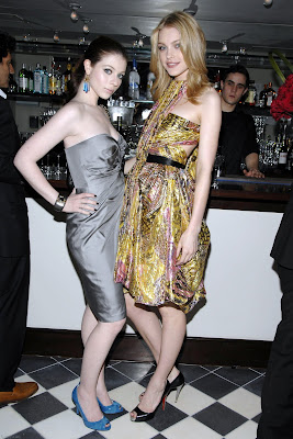 Jessica Stam and Michelle Trachtenberg are looking good together