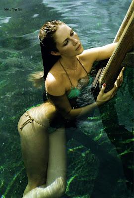 Model Ana Claudia Michels - Smoking hot