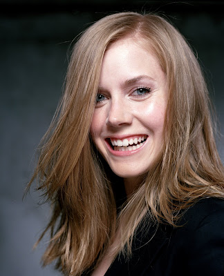 Does anybody find Amy Adams cute?