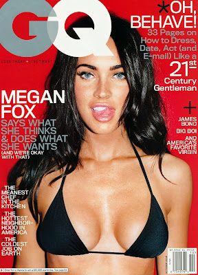 Megan Fox looked absolutely great wearing a bikini in GQ