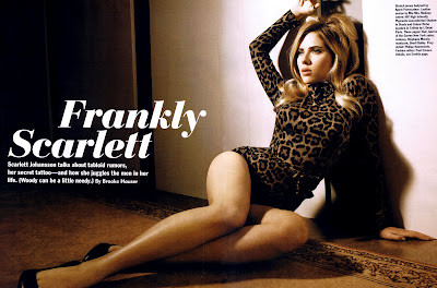 Time for some more pics of Scarlett Johansson