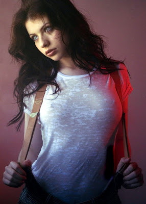 Michelle Trachtenberg has come a long way since Buffy