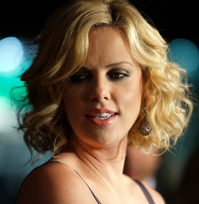 Charlize Theron is beautiful