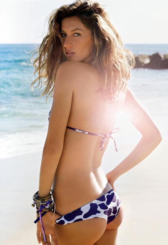 Gisele Bundchen Sexy Bikini Pics