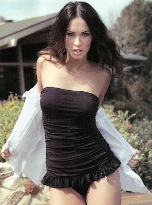 Megan Fox looking hot in GQ