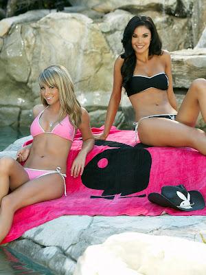 Sara Jean Underwood - Bikini Pics