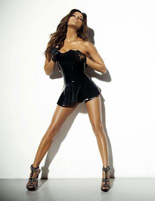 Eva Longoria is really hot in GQ