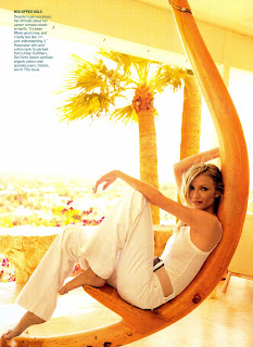 Cameron Diaz in Vogue